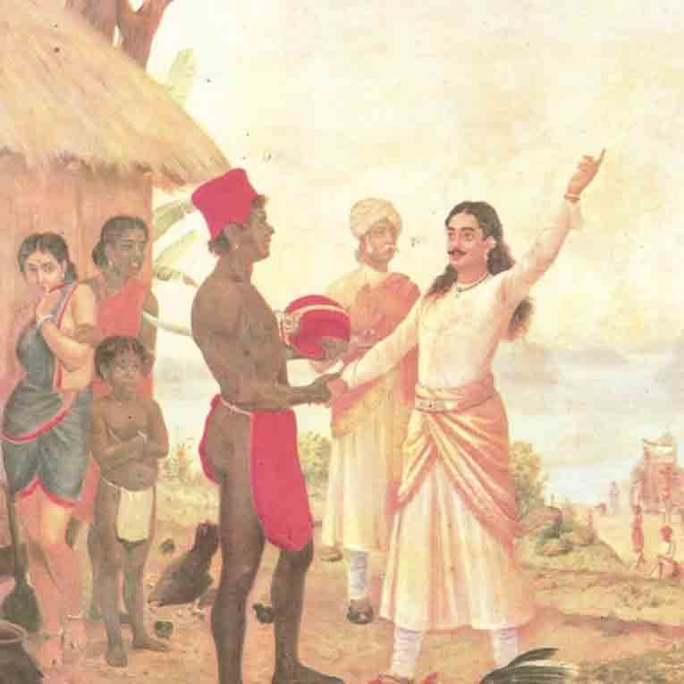 illustration bhishma pitamah mahabharata