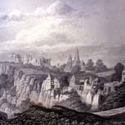 chittogarh in earlier times, ancient chittorgarh