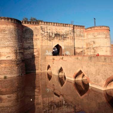 lohagarh fort iron fort