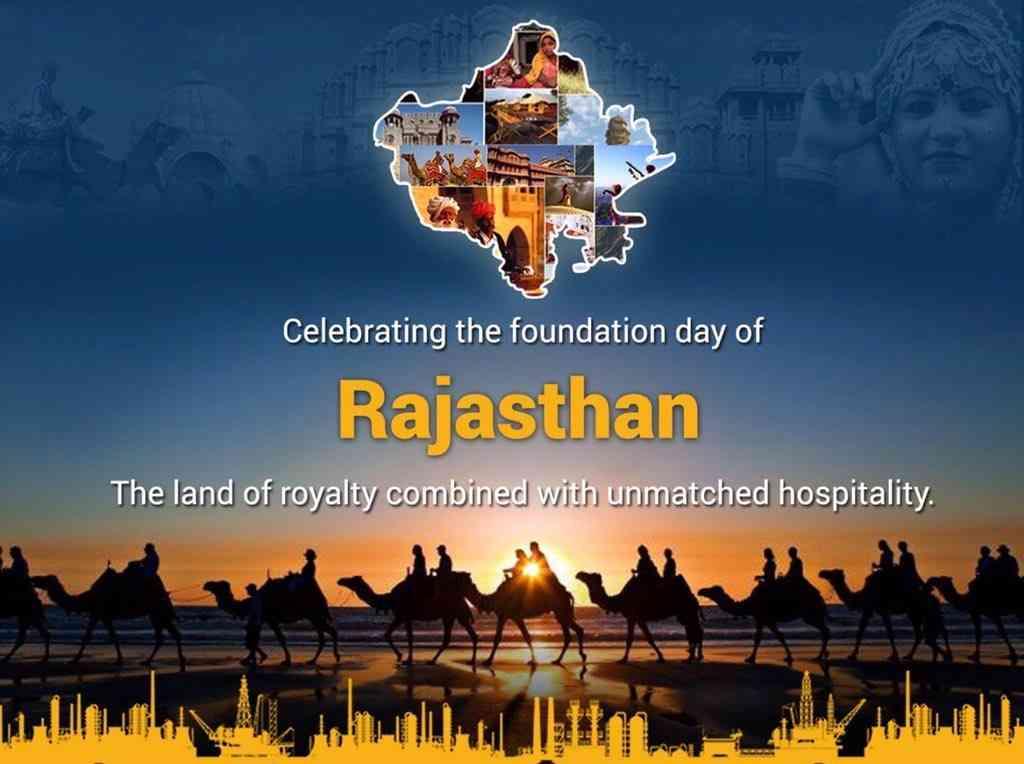 Rajasthan Foundation Day