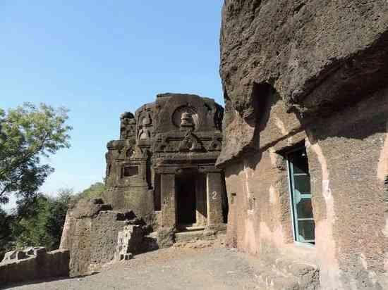 Kolvi caves in Jhalawar