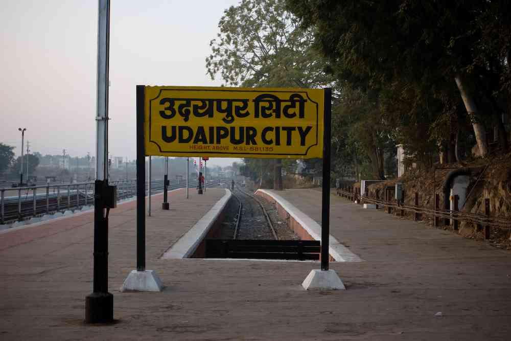 Udaipur Railway Station [UDZ]
