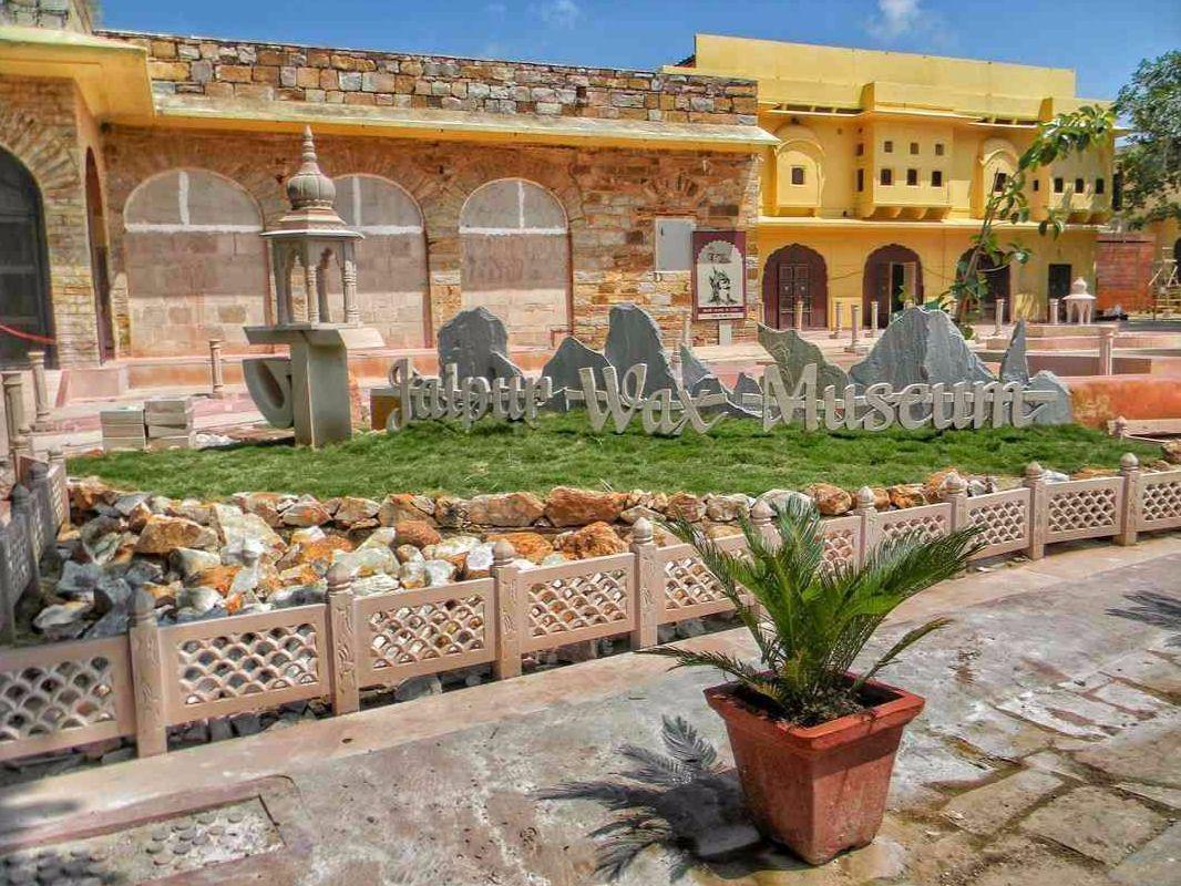 #jaipur_wax_museum #jaipurwaxmuseum #jwm #nahargarhfort #jaipur #rajasthan