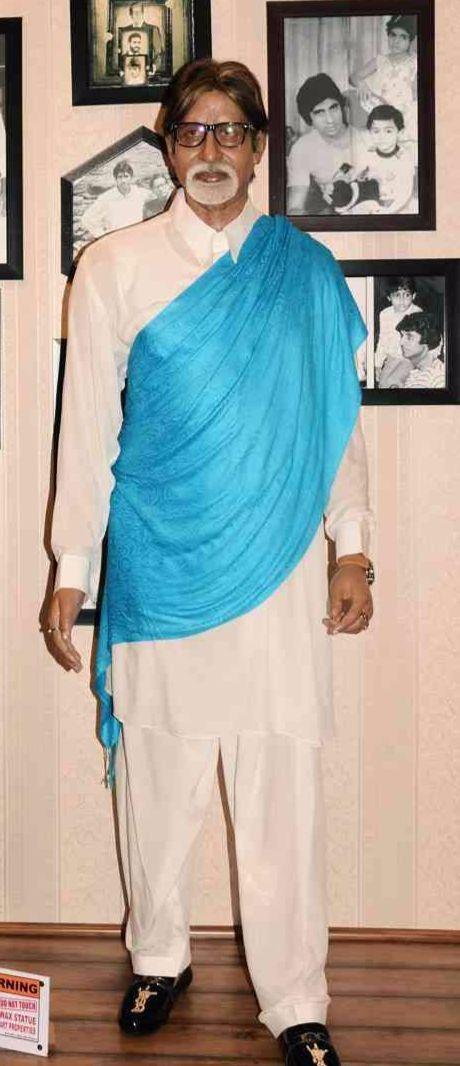 #amitabhachchan #waxstatue #jaipur_wax_museum #jaipurwaxmuseum #jwm #jaipur #rajasthan #bollywood #legend #actor