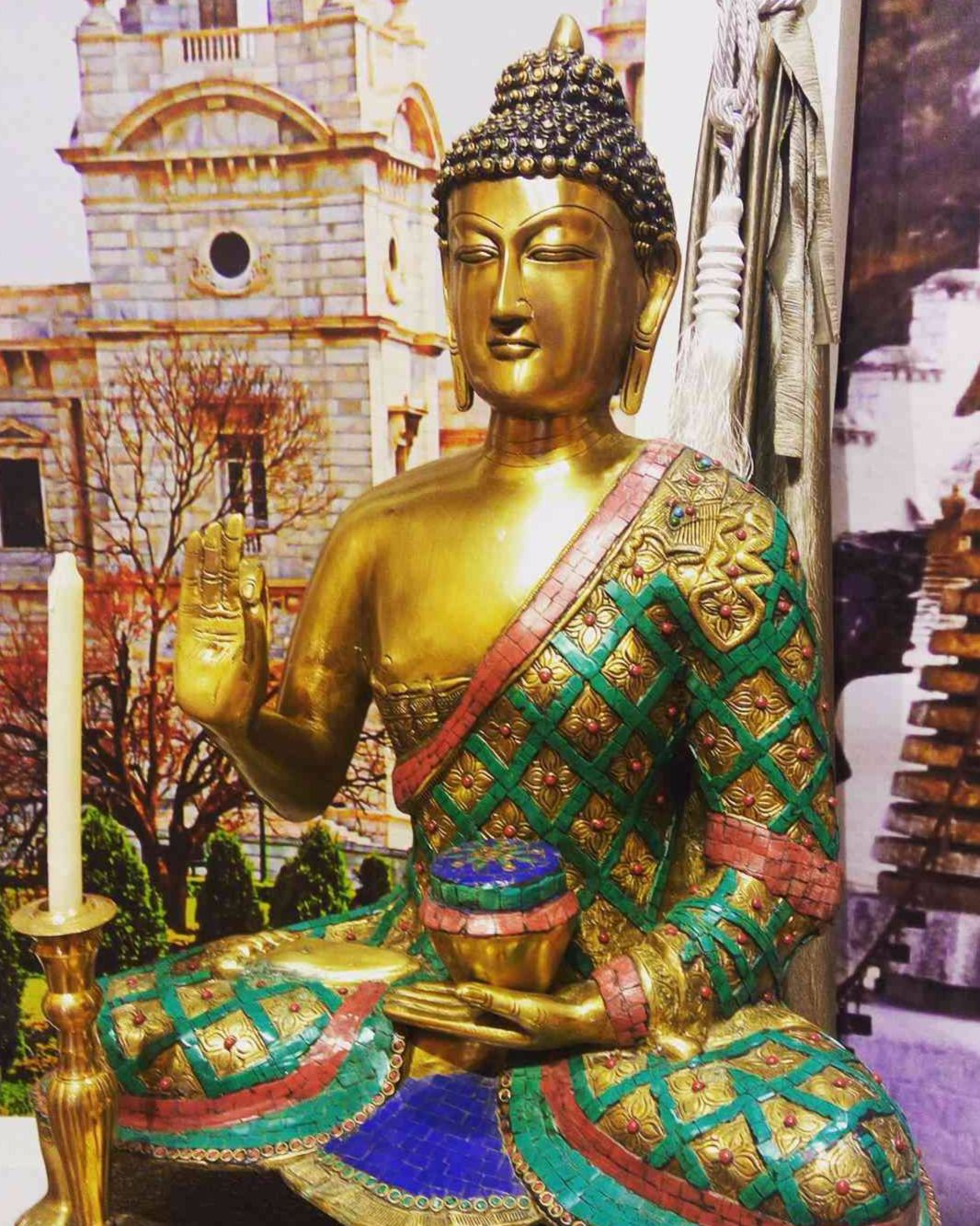 #buddha #waxstatue #jaipur_wax_museum #jaipurwaxmuseum #jwm #jaipur #rajasthan