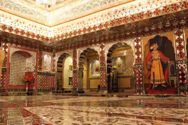 #sheeshmahal #mirrorpalace #jaipur_wax_museum #jaipurwaxmuseum #jwm #jaipur #rajasthan