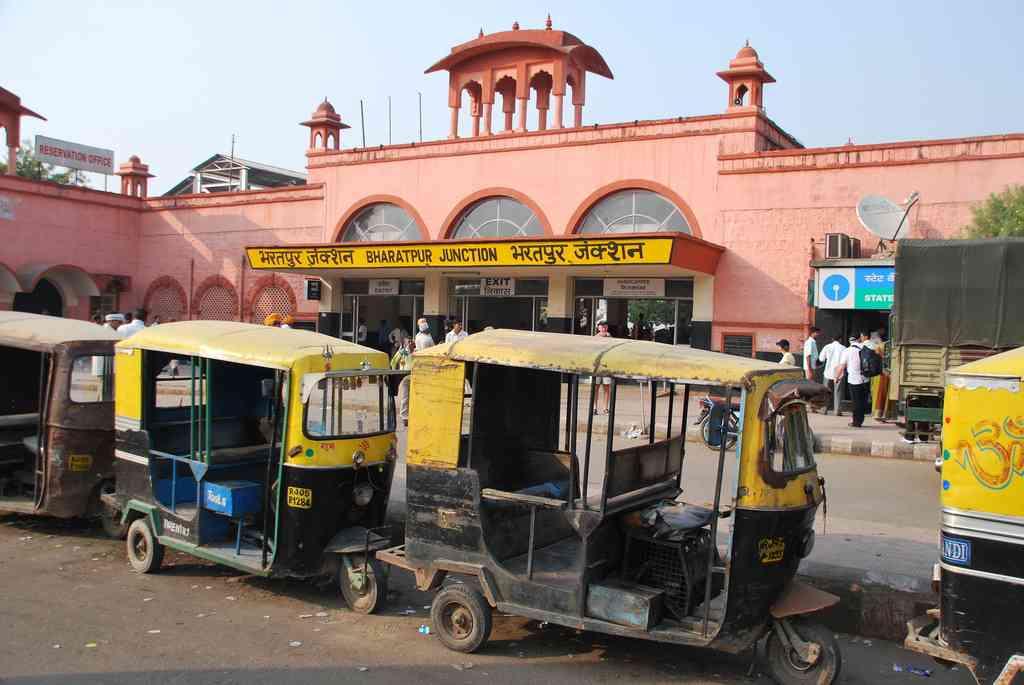 Bharatpur Railway Junction
