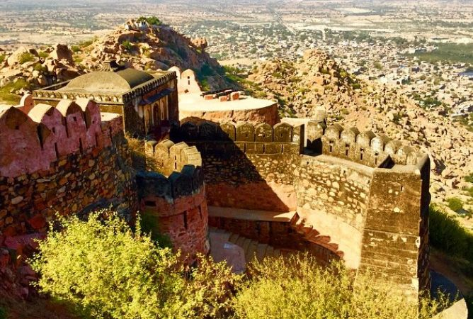 places to visit in gorwar Region , rajasthan