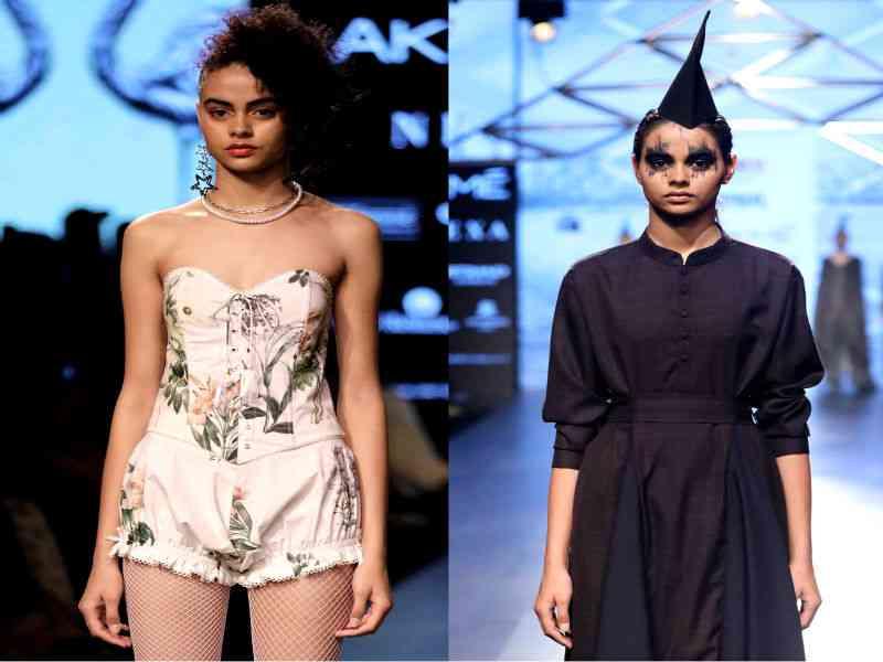 #lakmefashionweek #lfwmodelauditions #smalltowngirl #representingindia