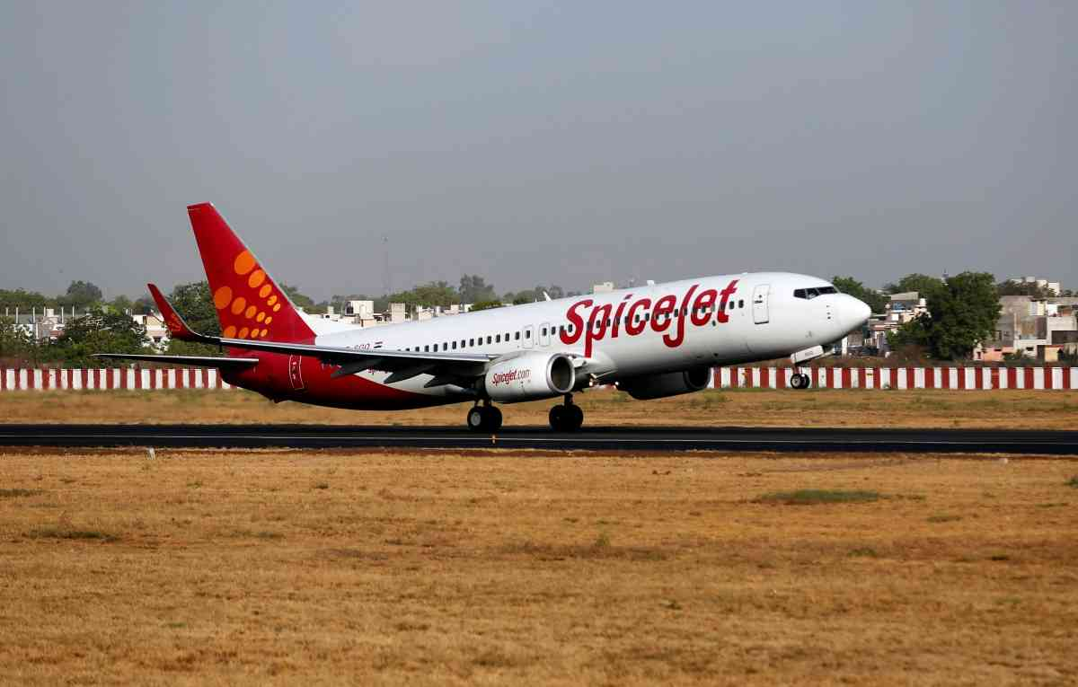 #jaisalmercivilairport #flightojaipur #spicejet #rajasthan