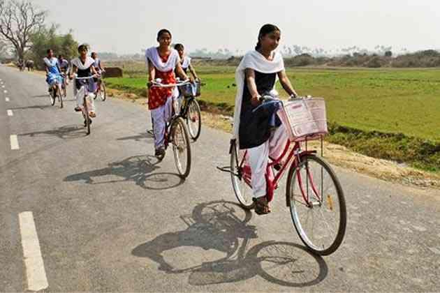 free cycle scheme rajasthan