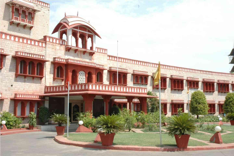 Hotel Jaipur Ashok, Jaipur