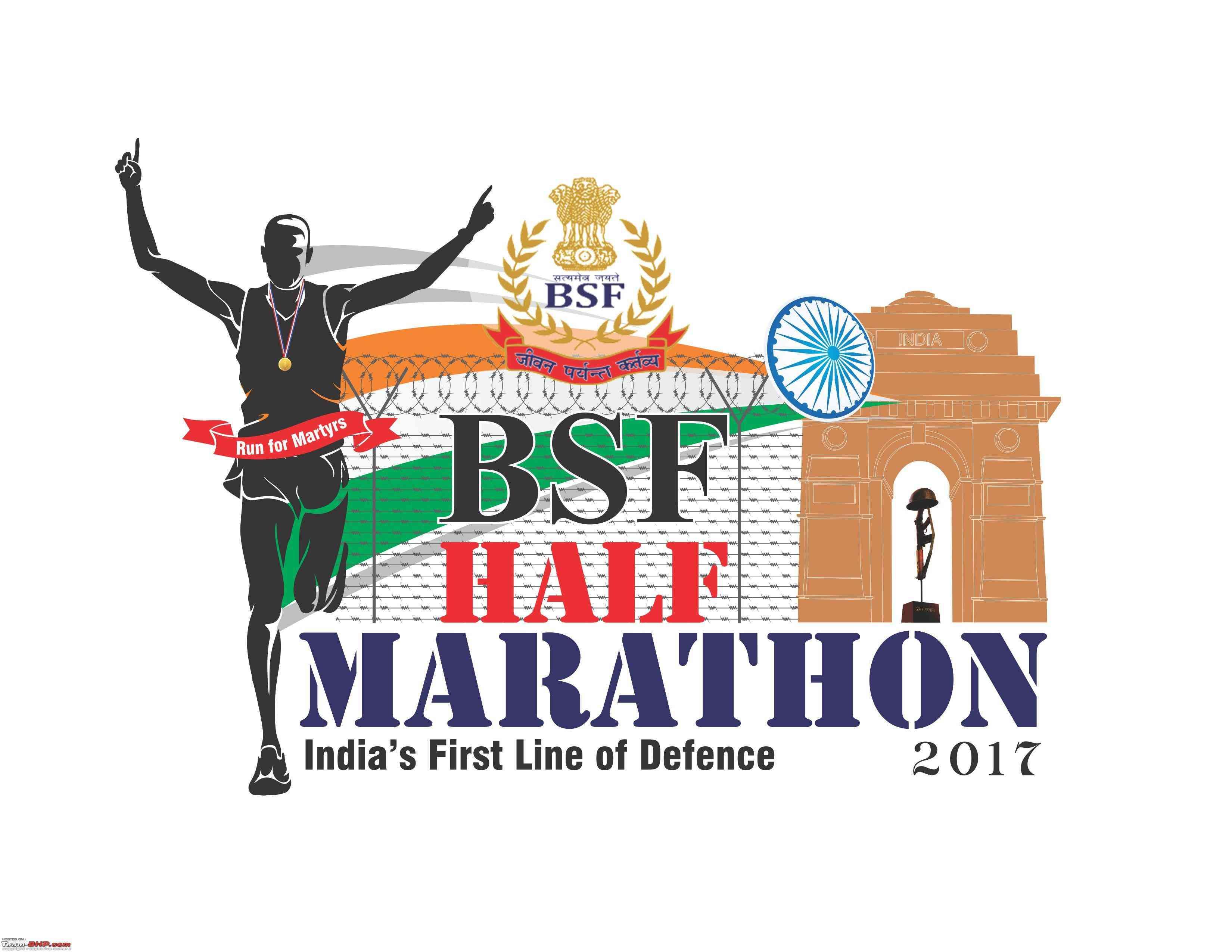 BSF Half Marathon 2017