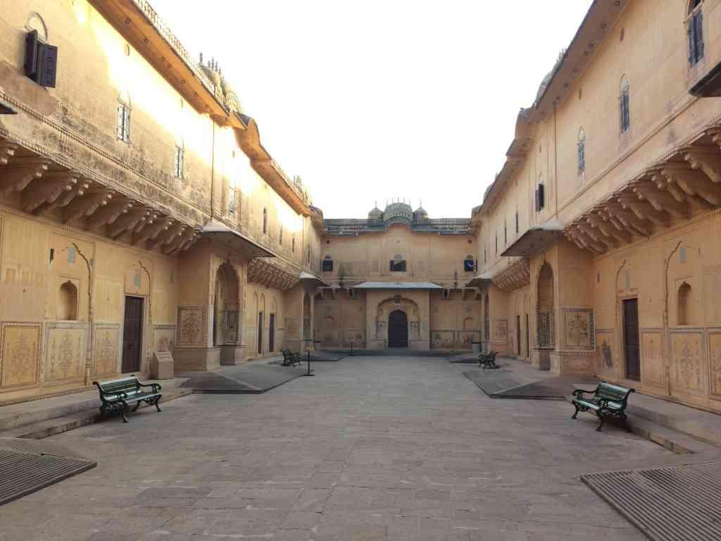 Madhvendra Palace, Nahargarh Fort