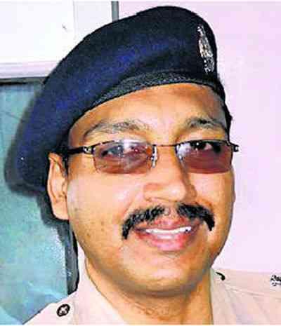 IPS Vikas Kumar