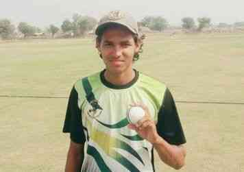 15-year-old Rajasthan boy takes 10 wickets for no runs in a T20 game