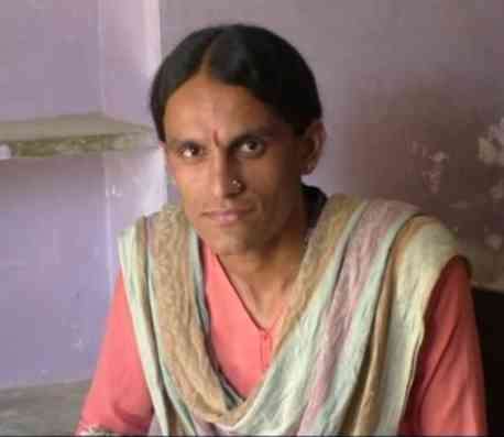 Ganga kumari is the first Transgender to join the Rajasthan Police Force