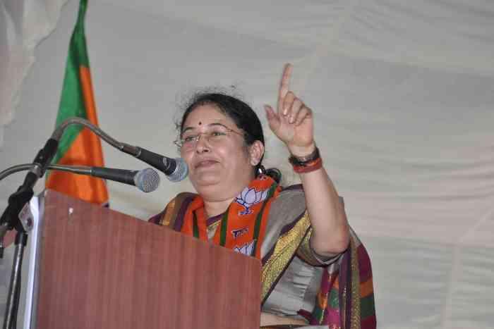 Kiran Maheshwari Minister of higher education rajasthan