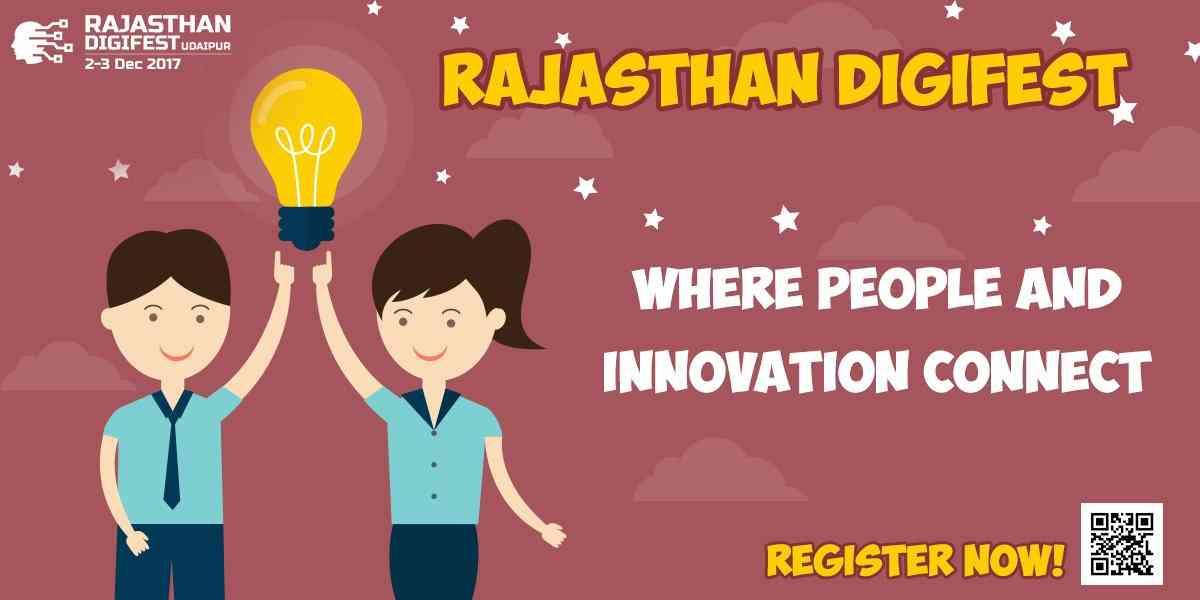 Rajasthan Digifest 2017, Udaipur