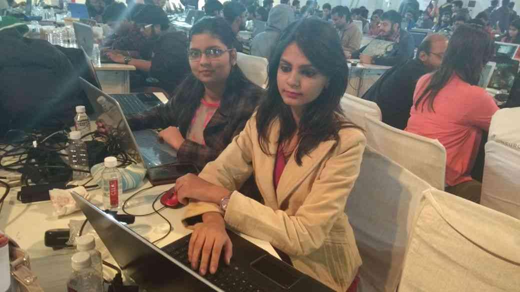 Rajasthan Digifest Udaipur 2017 hackathon
