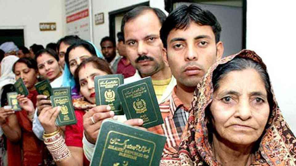 Pakistani refugees granted Indian Citizenship