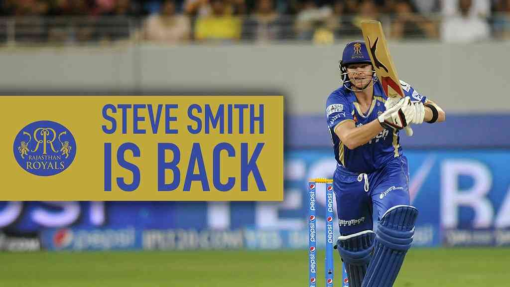 Steve Smith - Rajasthan Royals