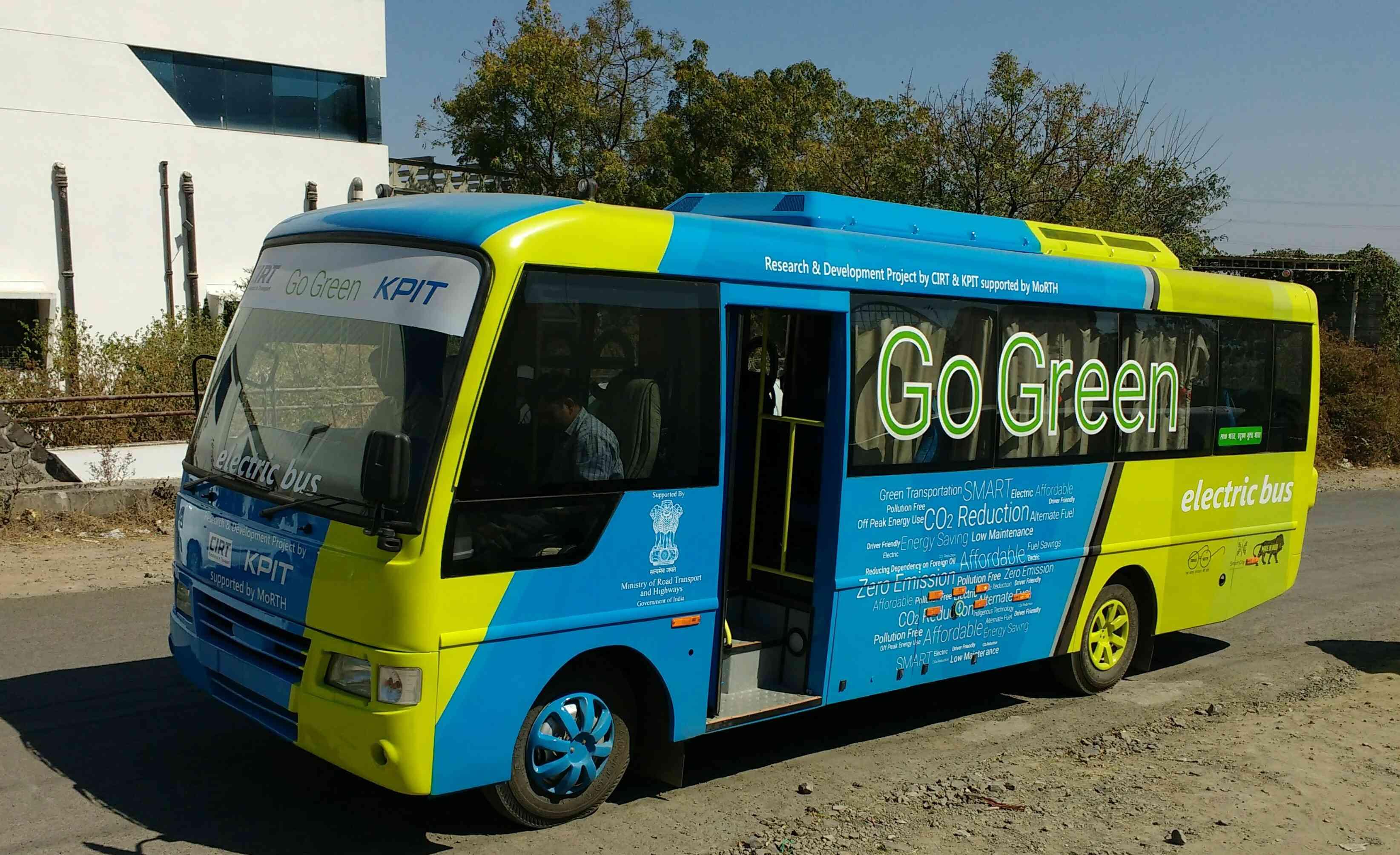गुलाबी शहर में चलेंगी प्रदुषण मुक्त इलेक्ट्रिक बसें