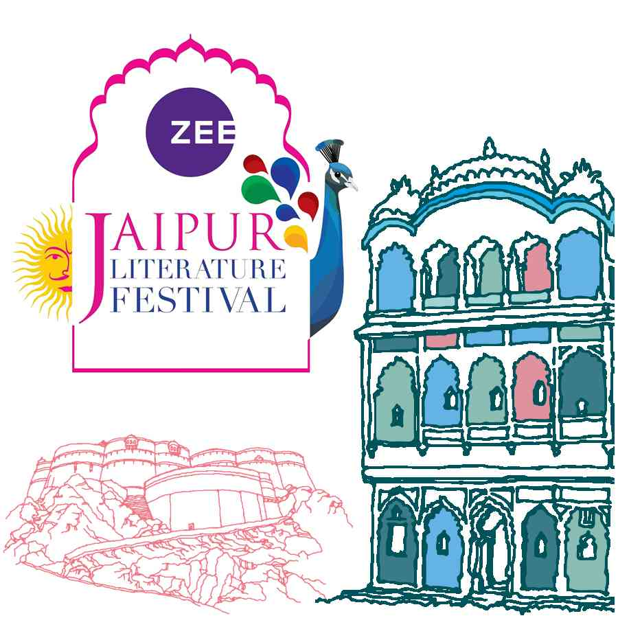 Heritage Evenings at Jaipur Literature Festival 2018