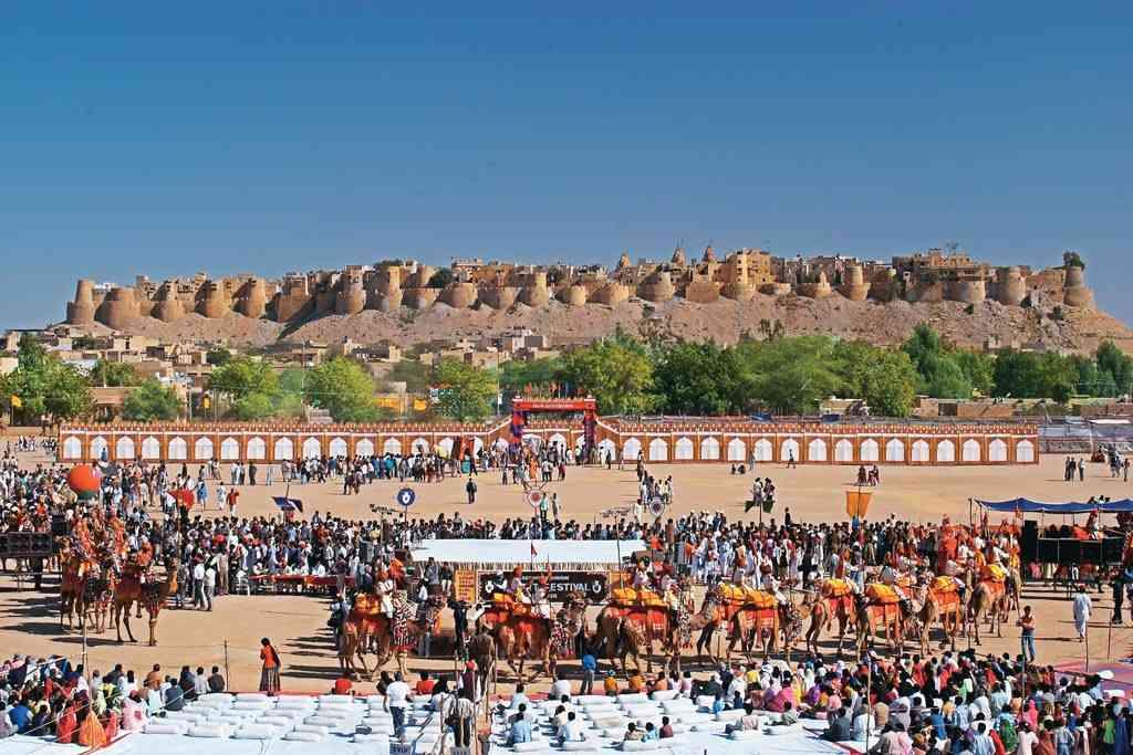 Jaisalmer Desert Festival (File Photo)