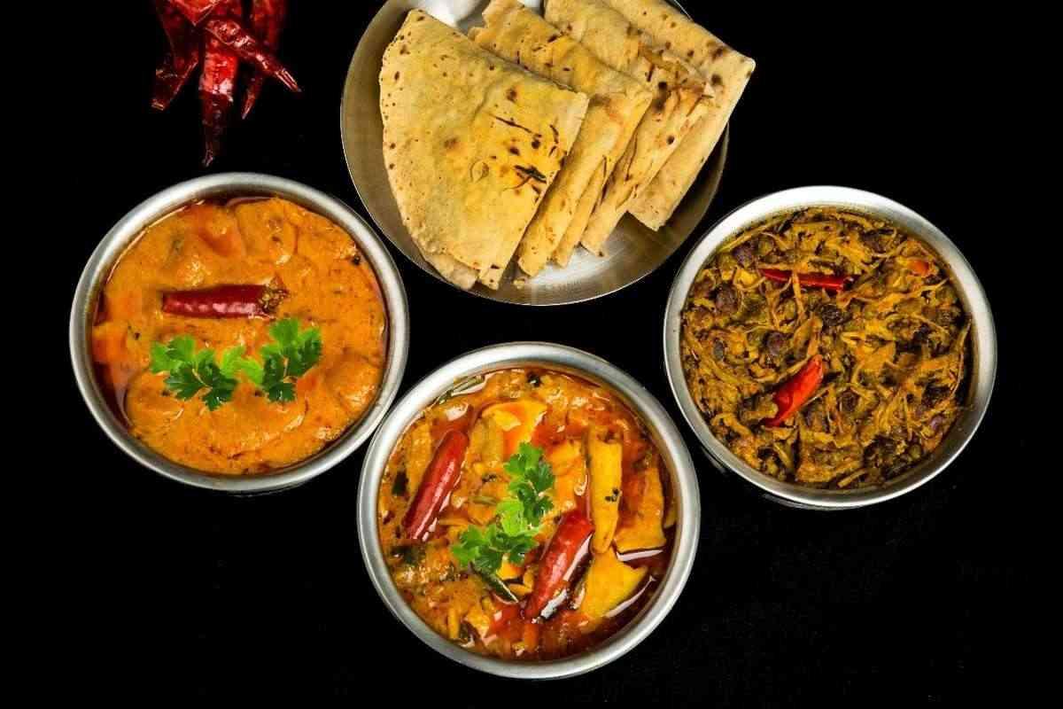 Authentic Rajasthani Food at Royalasthan, Mylapore
