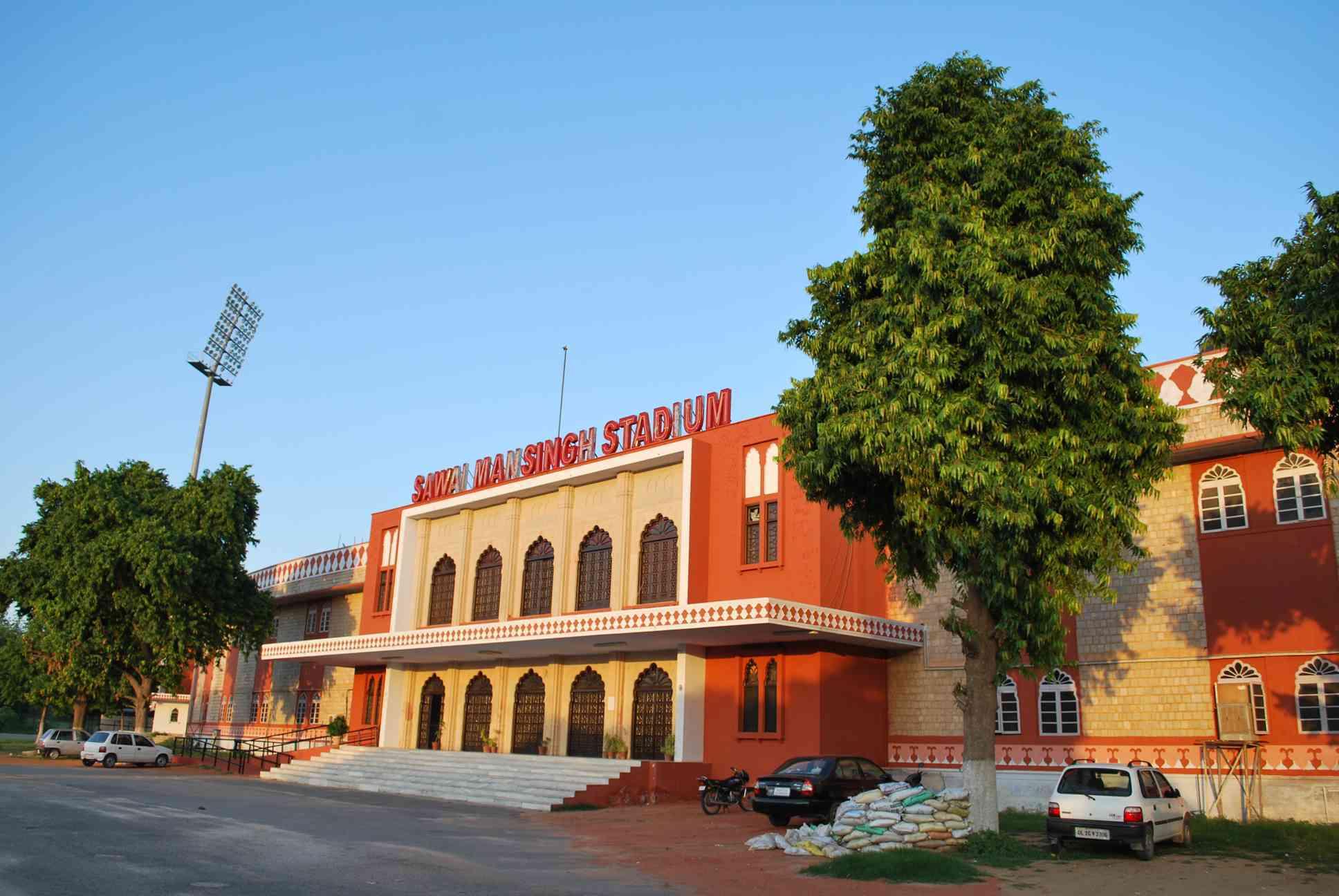 सवाई मानसिंह स्टेडियम जयपुर