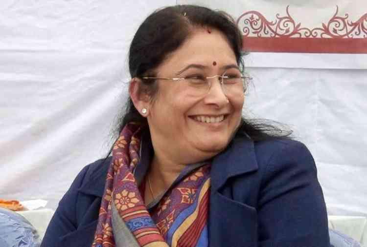 किरण माहेश्वरी, उच्च शिक्षा मंत्री, राजस्थान