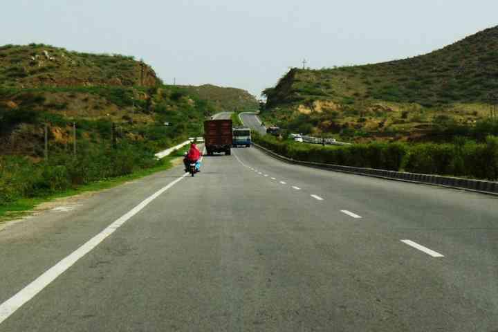Proposed Delhi-Jaipur Expressway