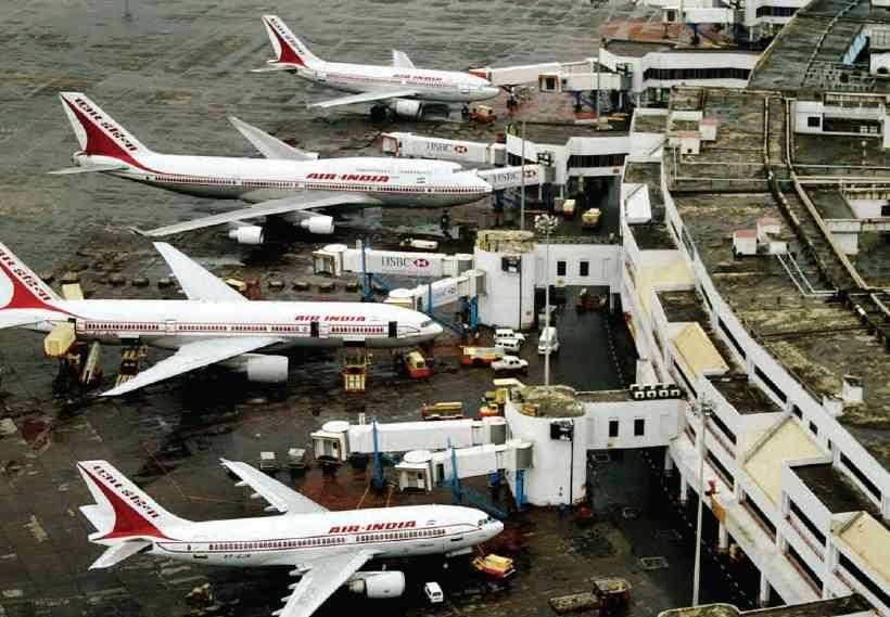 jaipur airport new parking way delhi airport