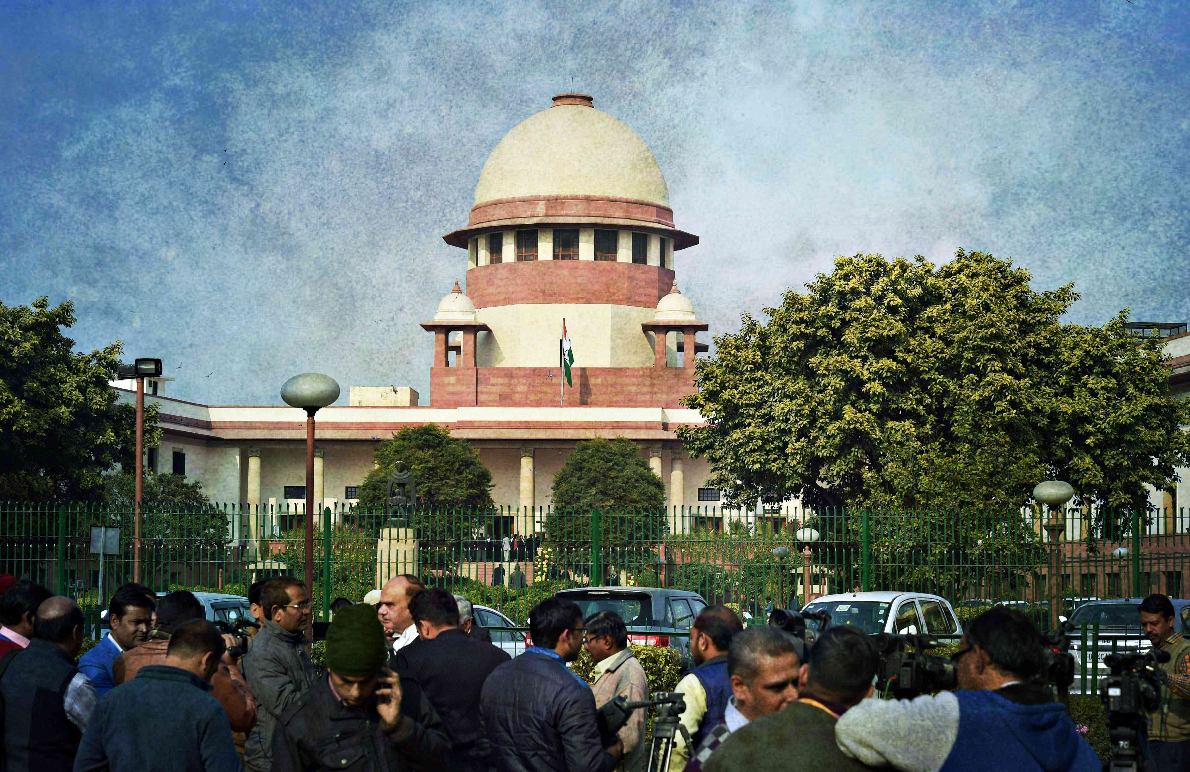 SC-ST Act supreme court of india