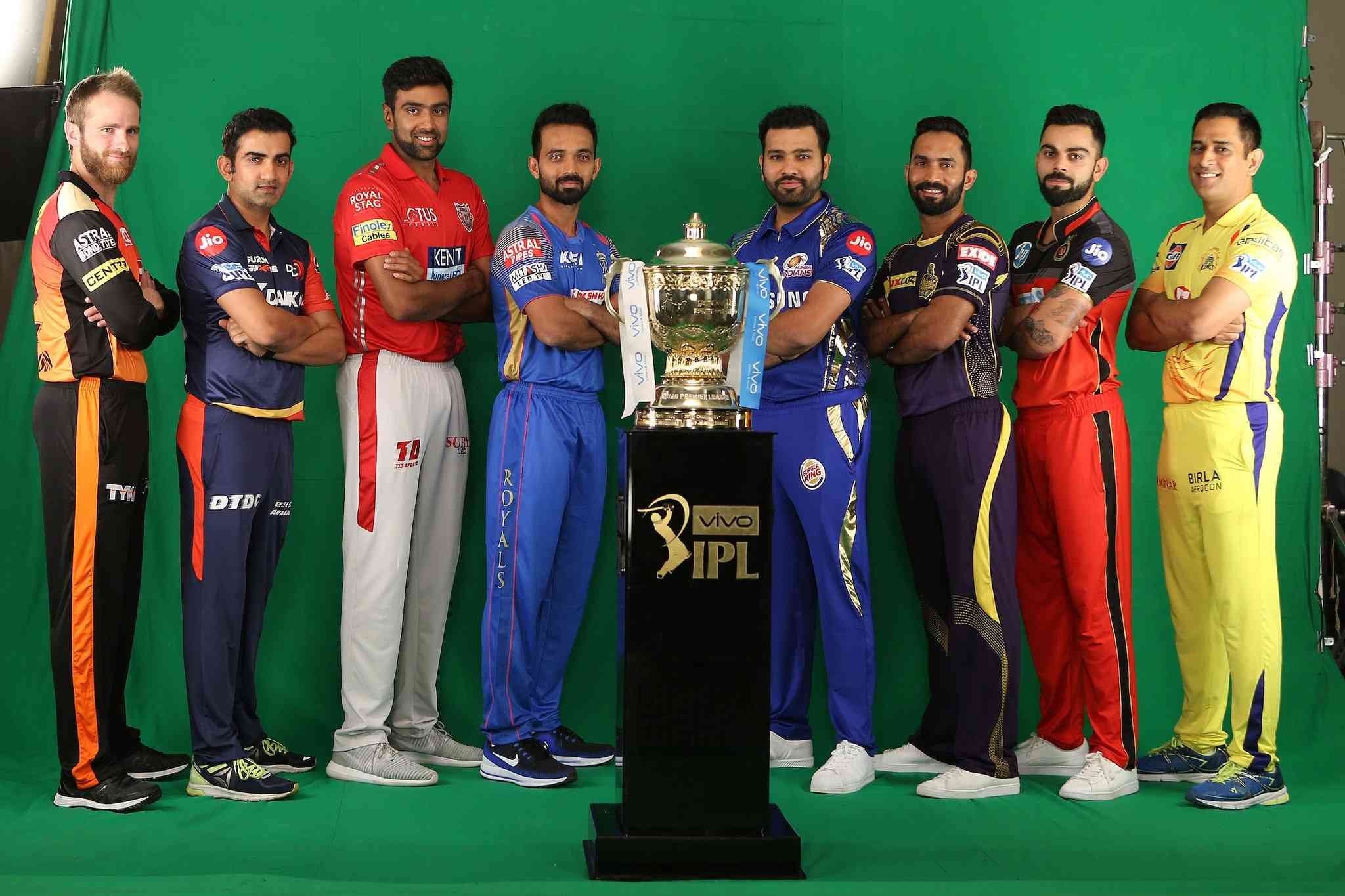 indian premier league captains trophy