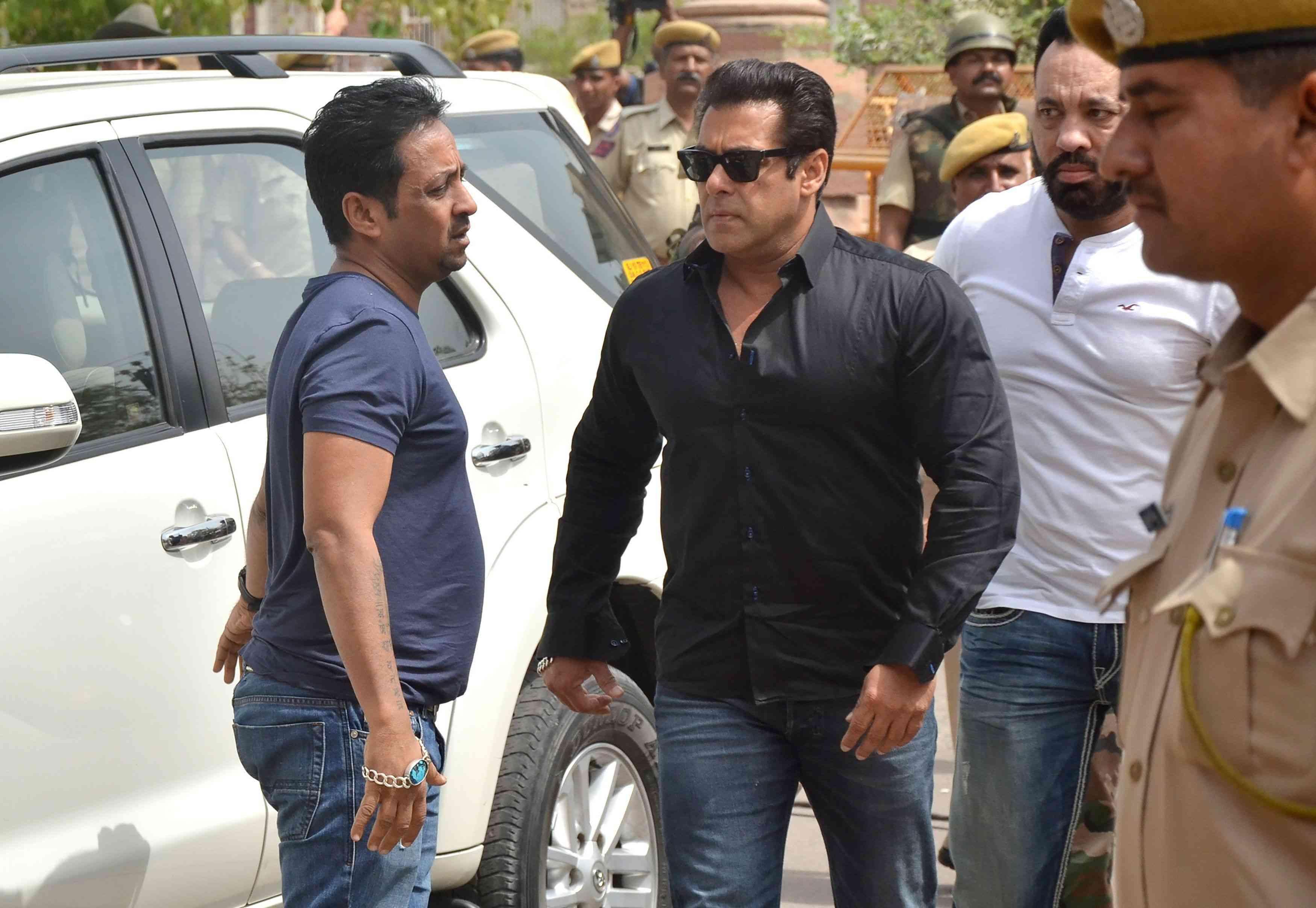 Salman Khan blackbuck poaching case