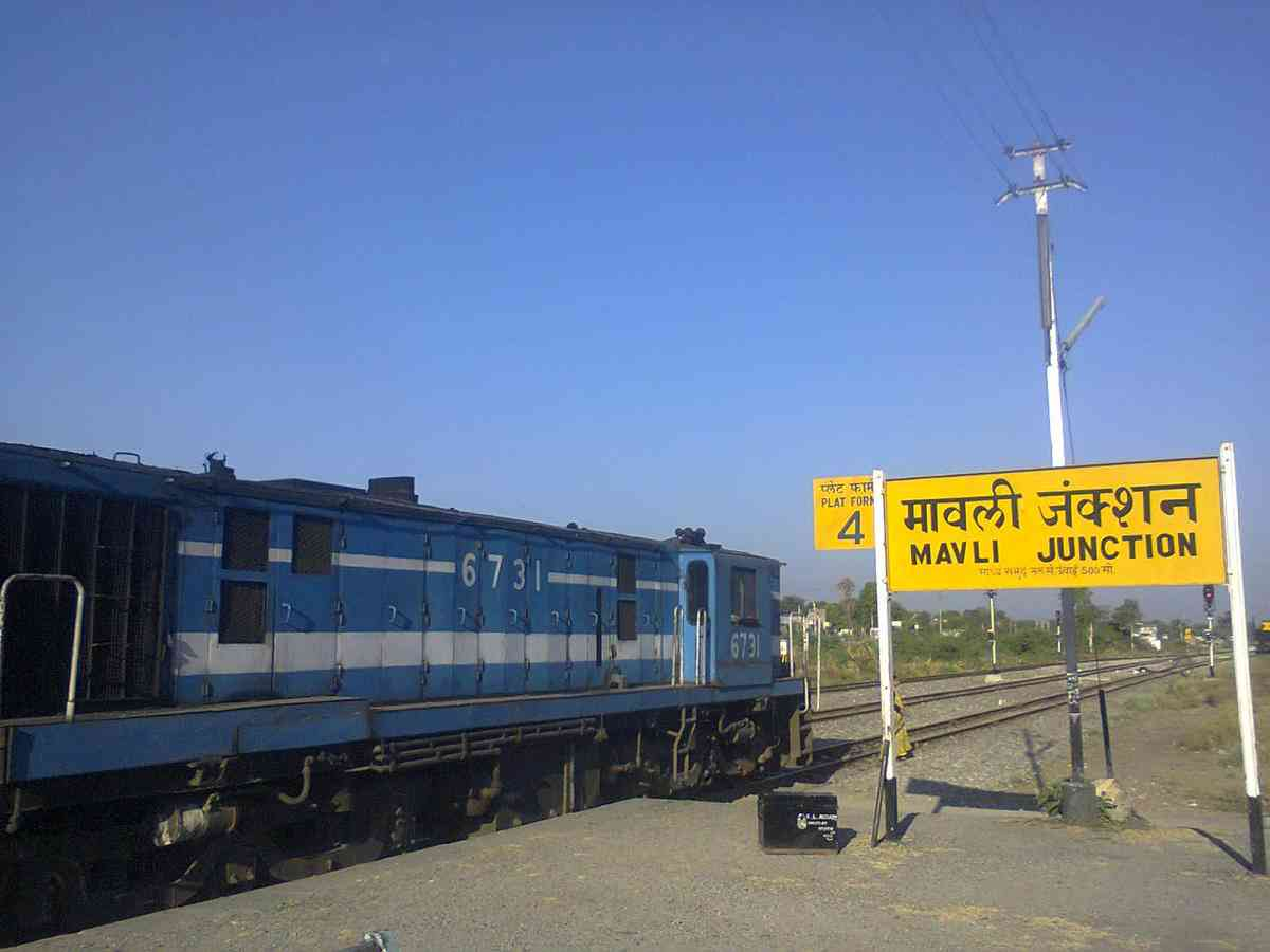 Indian Railways metre-gauge tracks heritage tourism