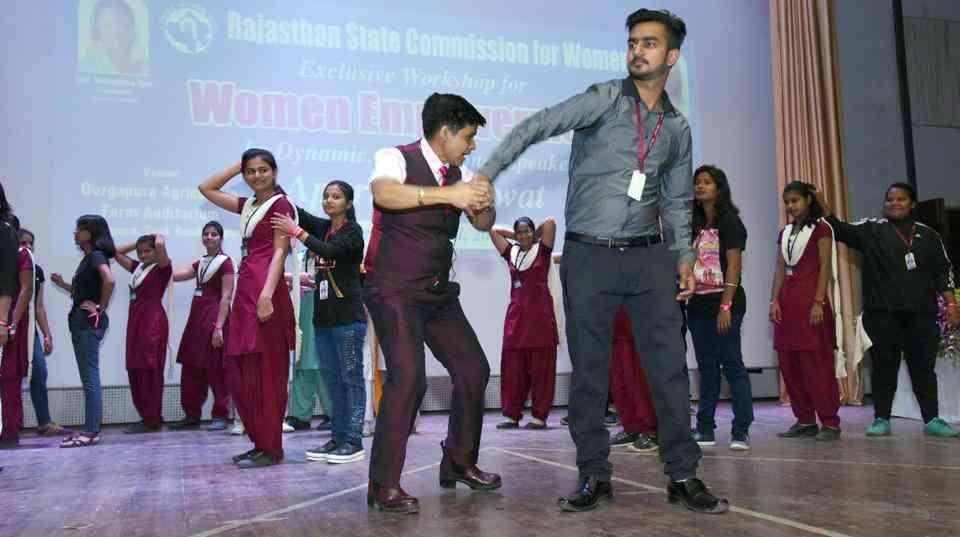 mission pink belt Rajasthan