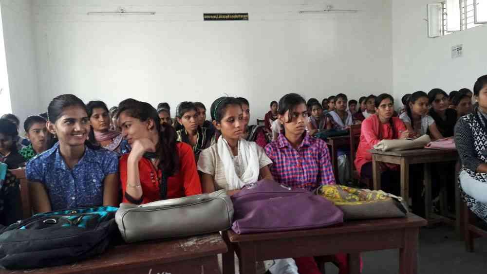 Govt. Girls' College Sawai Madhopur Rajasthan