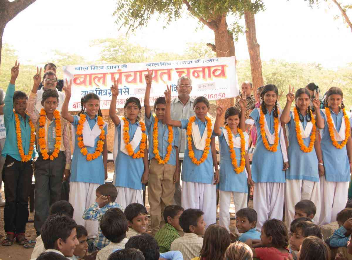 bal panchayat children's assembly