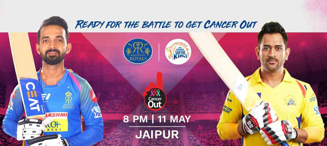 IPL 2018 Match 43 Rajasthan Royals vs Chennai Super Kings