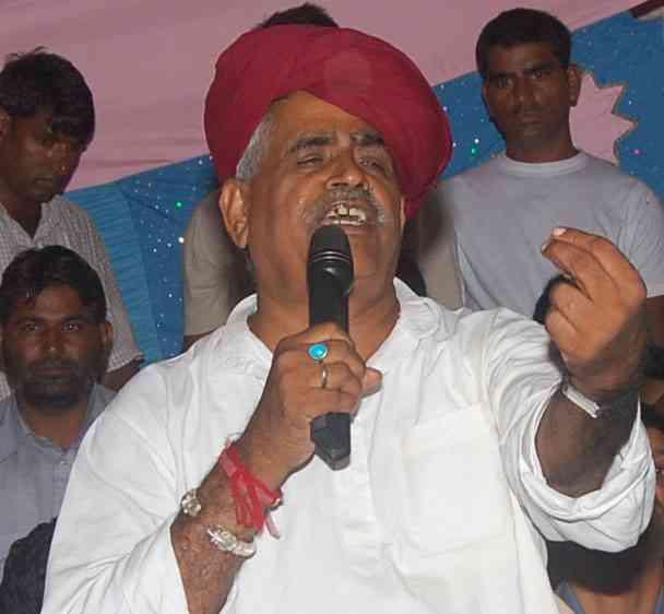 Colonel Kirori Singh Bainsla