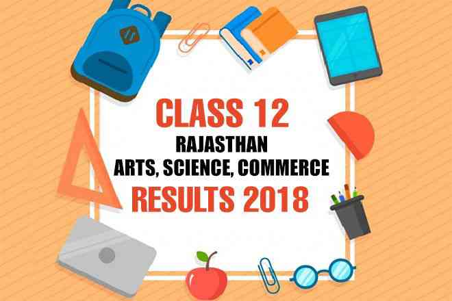 RBSE 12th Result-2018