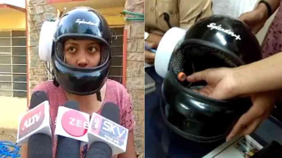 Ajmer Engineering College Students Invent Alcohol Sensing Helmet