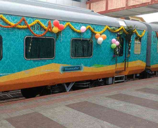 jodhpur Mumbai superfast humsafar express