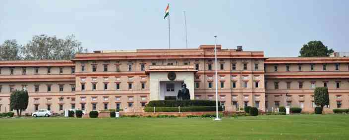 Secretariat building of Rajasthan