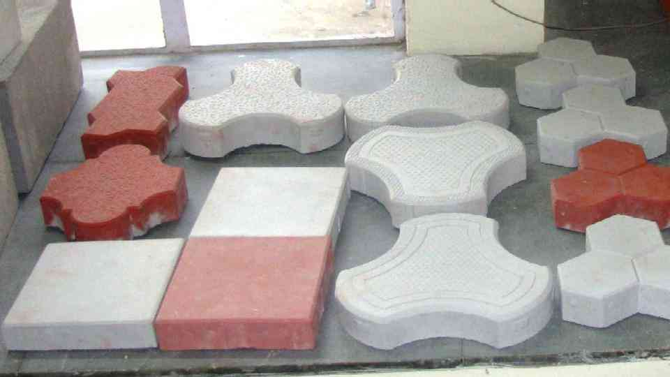 Slurry-based tile plant in Kota