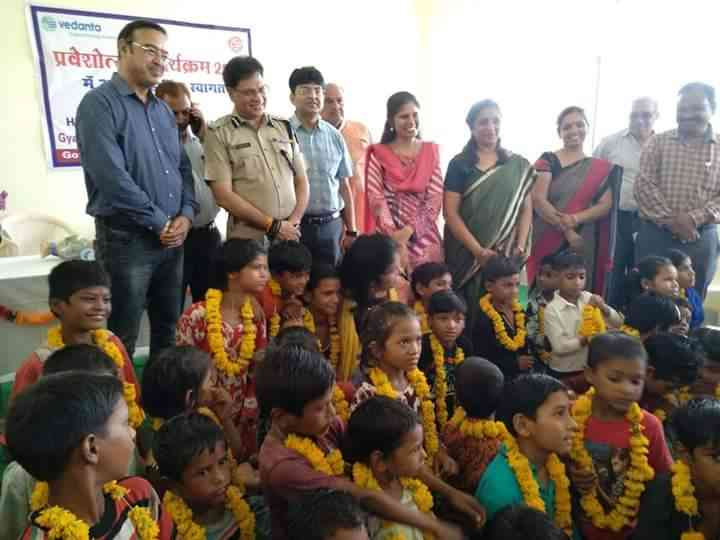 50 children given access to education in Ajmer
