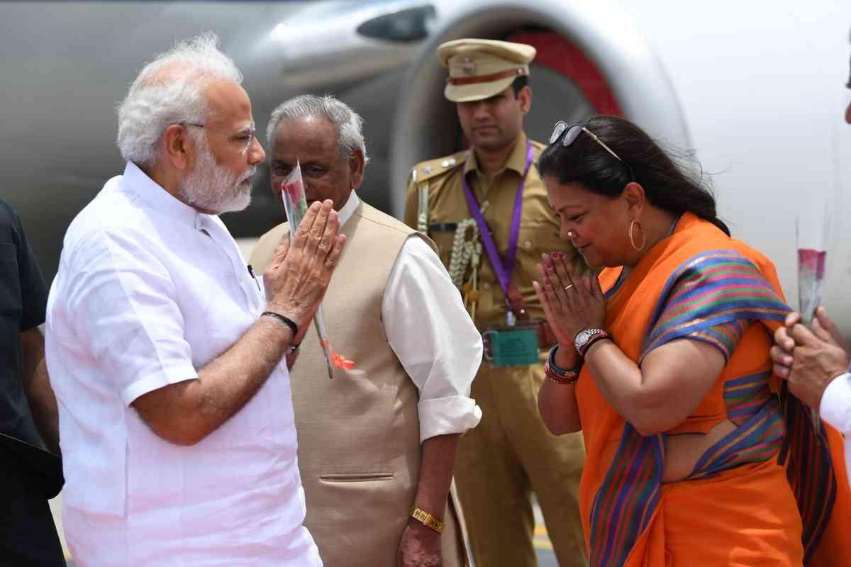 PM Modi in Jaipur